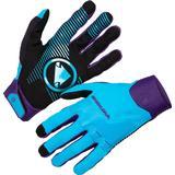 Cycling Clothing Endura MT500 D30 MTB Gloves Unisex - Electric Blue