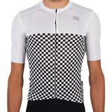 Sportswear on sale Sportful Checkmate Jersey Men - White