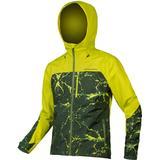 Cycling Jackets Endura SingleTrack Jacket Men - Lime Green