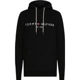 Men's Clothing Tommy Hilfiger Core Logo Hoodie - Jet Black