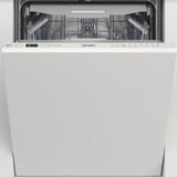 Fully Integrated Dishwashers Indesit DIO 3T131 FE UK White