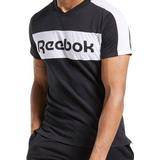 T-shirts & Tops Reebok Training Essentials Liner Logo Graphic T-shirt Men - Black