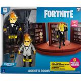 Action Figures Jazwares Fortnite Agent's Room