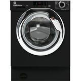 Black hoover washing machine Washing Machines Hoover HBWS48D1ACBE