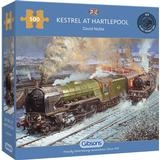 Classic Jigsaw Puzzles Gibson Kestrel at Hartlepool 500 Pieces