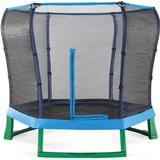 Trampolines Plum Junior Jumper Trampoline 220x220cm + Safety Net