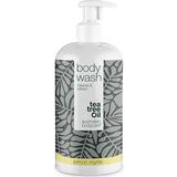 Toiletries Australian Bodycare Tea Tree Oil Lemon Body Wash 500ml
