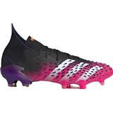 Adidas Predator Freak .1 FG - Core Black/Cloud White/Shock Pink