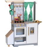 Kitchen Toys Kidkraft Terrace Garden Play Kitchen