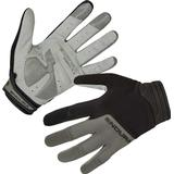 Cycling Gloves Endura Hummvee Plus II Gloves Unisex - Black