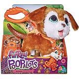 Interactive Pets Hasbro Fur Real Poopalots Big Wags Dog