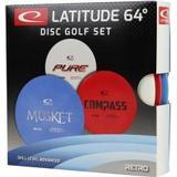 Frisbee Latitude 64 Disc Golf Set