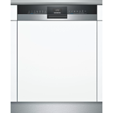 Semi Integrated Dishwashers Siemens SN53HS60AE Stainless Steel