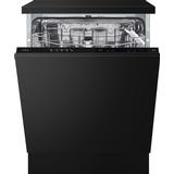 Dishwashers CDA CDI6121 Black