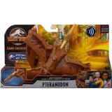 Action Figures on sale Mattel Jurassic World Sound Strike Pteranodon