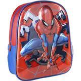 Cerda 3D Premium Metallized Spiderman - Red/Blue