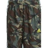 Shorts Adidas Designed 2 Move Camouflage Aeroready Shorts Men - Legacy Green