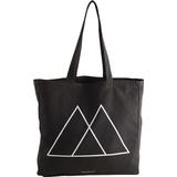 Fabric Tote Bags Markberg Isidora MBG Logo Shopper - Black
