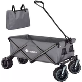 Kids Wagons tectake Garden Trolley Foldable with Carry Bag