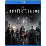Blu-ray Zack Snyder's Justice League