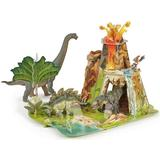 Play Set Accessories Papo Mini Land of Dinosaurs 33104