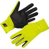 Endura Deluge Waterproof Gloves Men - Luminous yellow