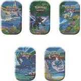 Board Games Pokémon Sword & Shield Shining Fates Mini Tin Collection Cards
