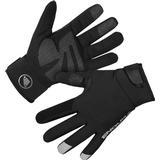 Cycling Gloves Endura Strike Waterproof Gloves Men - Black