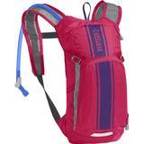 Backpacks Camelbak Mini M.U.L.E. 1.5L - Hot Pink/Purple Stripe