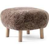 Foot Stools &Tradition Pouf ATD1 53cm Foot Stool