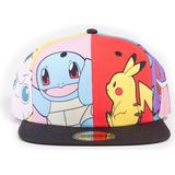 Pokémon Pop Art Snapback Cap - Multicolor