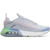 Nike air max 2090 Children's Shoes Nike Air Max 2090 SE GS - Pure Platinum/Light Liquid Lime/Smoke Grey/Arctic Punch
