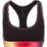 Calvin Klein Modern Cotton Pride Unlined Bralette - Black
