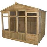 Sheds Forest Garden SHS25579 (Building Area )
