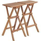 Outdoor Furniture vidaXL 44727 2-pack Bar Stool