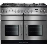 Cookers Rangemaster Esprit 110cm Dual Fuel Stainless Steel