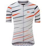 Cycling Tops Dhb Blok Short Sleeve Jersey - Motion Men - Micro Chip