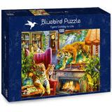 Bluebird The Tigers Come to Life 1000 Pieces
