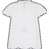 Women's Clothing Whistles Bonnie Broderie Blouse - White