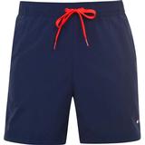 Men's Clothing Tommy Hilfiger Contrast Drawstring Swim Shorts - Pitch Blue