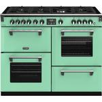 Stoves Richmond Deluxe S1100G Green