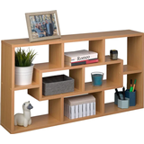 Wall Shelves tectake Kassandra 85cm Wall Shelf