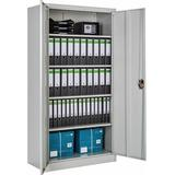 Cabinets on sale tectake Filing 180cm Storage Cabinet