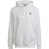 Adidas originals trefoil hoodie men's Men's Clothing Adidas Adicolor Essentials Trefoil Hoodie - White