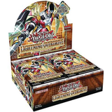 Collectible Cards Board Games Konami Yu-Gi-Oh! Lightning Overdrive Booster Box