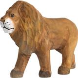 Wooden Figures Ferm Living Lion