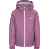 Jackets Children's Clothing Trespass Kid's Impressed Jacket - Mauve (UTTP5033)