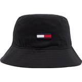 Men's Clothing Tommy Hilfiger Small Flag Bucket Hat - Black
