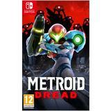 Nintendo Switch Games Metroid Dread