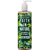 Hand Washes Faith in Nature Seaweed & Citrus Hand Wash 400ml